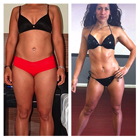 G-Train Fitness : Before & After